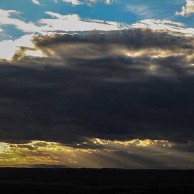 soleil du soir  par brj01
