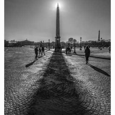 Eclipse parisienne par Jalicot Francois
