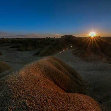 Flares arc-en-ciel par Colybri