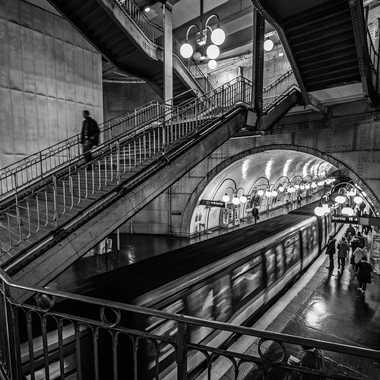 Paris souterrain par Michel06