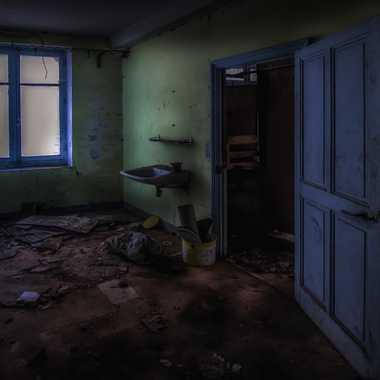 Blue Exit par FredoRoiDuVelo