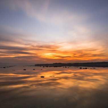 Sunset at Mosquito Bay par Smartinz