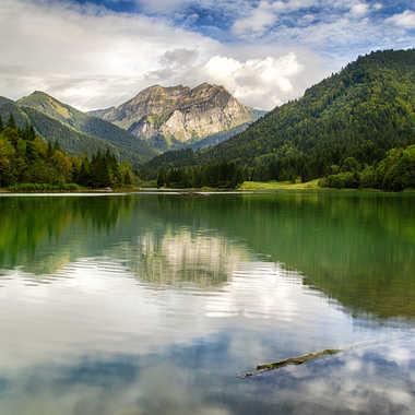 Lac de Vallon par zimzoom74