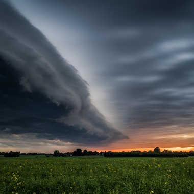 L'orage gronde par Eric Adde