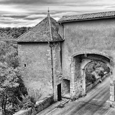 Porte Haute de Liverdun. par Fabiani