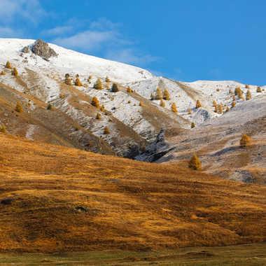 La montagne par Farim