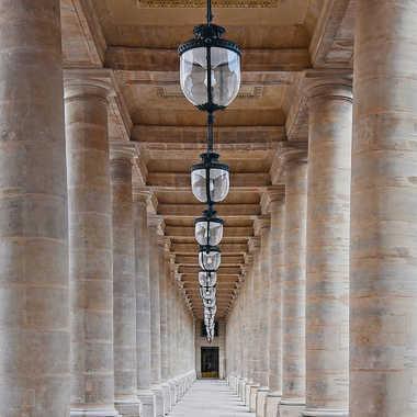 Colonnade. par Aurimec
