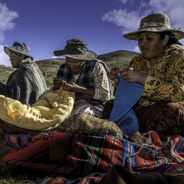 Artisanat bolivien par XavR