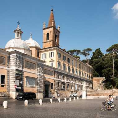 Carnet de voyage - Rome par Philipounien