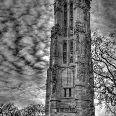 La tour St Jacques par lumirique