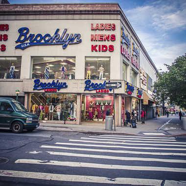 Dans les rues de Brooklynn par Coryse
