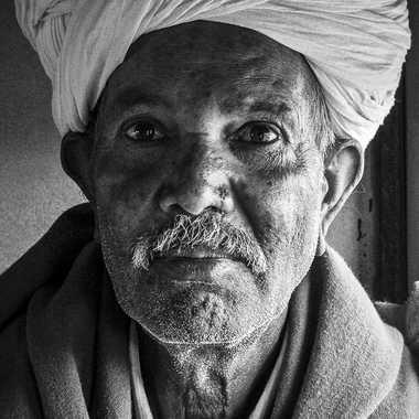 Paysan du Rajasthan par henry_1017