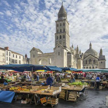 Jour de marché par Nikon78