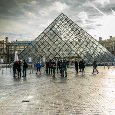La Pyramide par Buissem