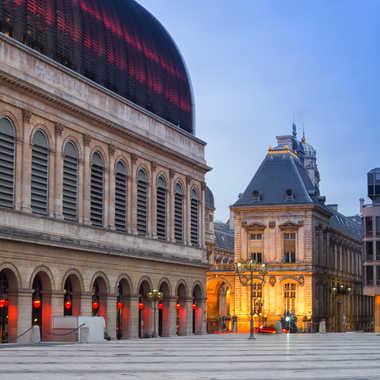 Opéra de Lyon par patrick69220