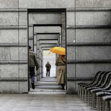 Porte de la Pluie... par Beydon