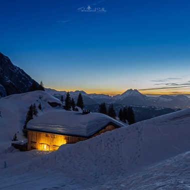 Blue hour par Bled_art