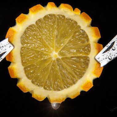 Laguiole orange par ChristianF