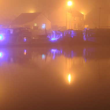 Nuit et brouillard par AlainRaphael