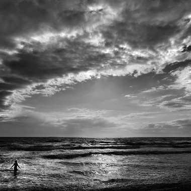Bain de minuit... par Nikon78