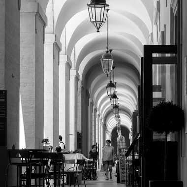 Galerie de L'Hôtel Dieu de Lyon par patrick69220