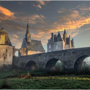 Chateau de Bourgon ( 53 ) par grd24ra