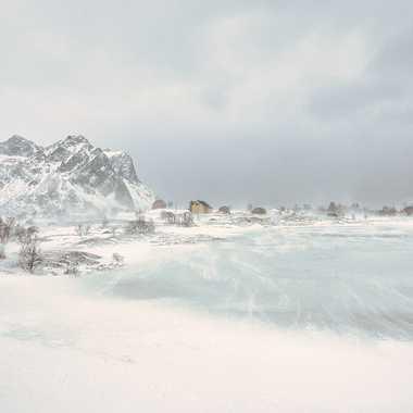 Tempête de neige par Farim