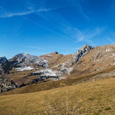 Panorama #5 - Vue sur le Chinaillon par lyscar