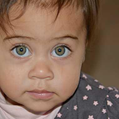 Avoir les yeux comme des billes en couleur par mamichat
