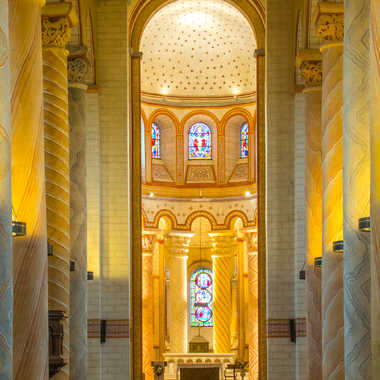 Abbaye de St-Savin V2 par Philipounien