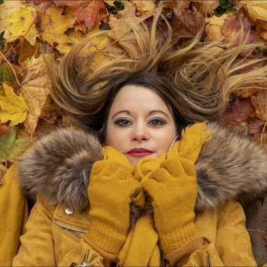 Rêverie en automne par Speedy