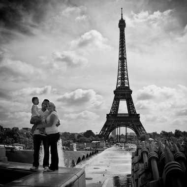 Les touristes par Isabellefalconnet