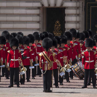 Londres la garde royale par dious