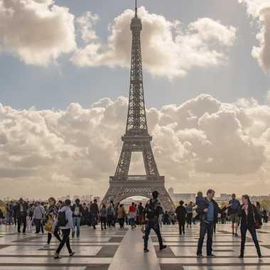 Tourisme parisien par Philipounien