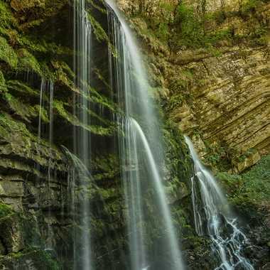 Cascade du Flumen 2 par brj01