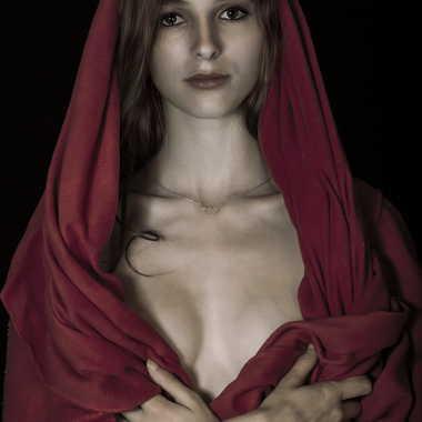 La pose en rouge par Yves B