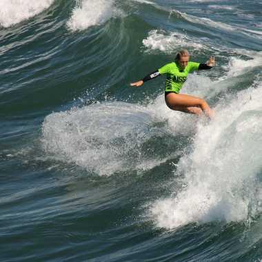 surfeuse par siam