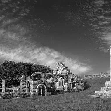 Ruinesde  Languidou par Nikon78