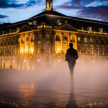 Un soir à Bordeaux par Damien Godin