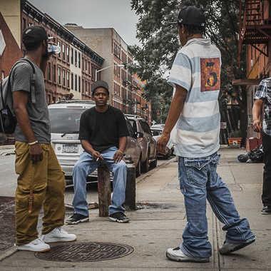 Harlem par Coryse