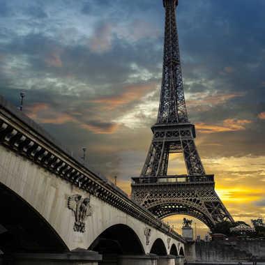 Tour Eiffel par leker
