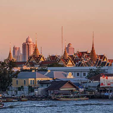 Bangkok tradition et modernité par patrick69220