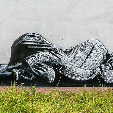 Street art tableau 4 par Basile59