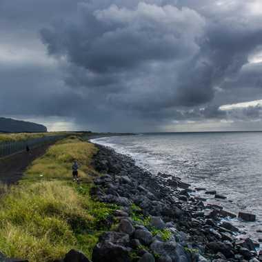 L'orage arrive... par Philipounien