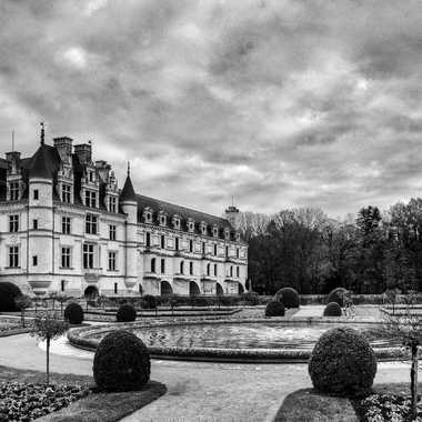 Château de Chenonceau par Christine59