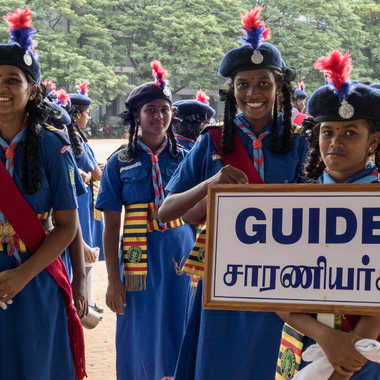 Indian Girl Guides