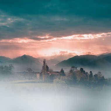 Dans la brume par Anonymous