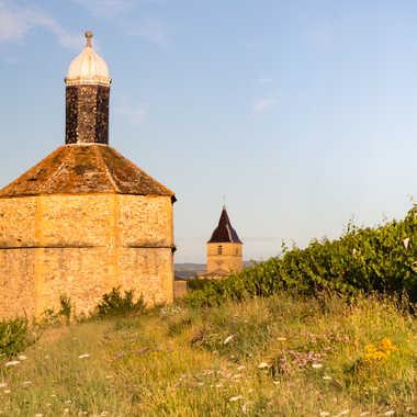 Bagnols village en Beaujolais par patrick69220