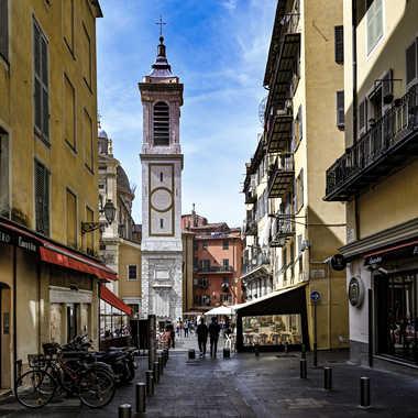 Couleurs du Vieux Nice par Buissem
