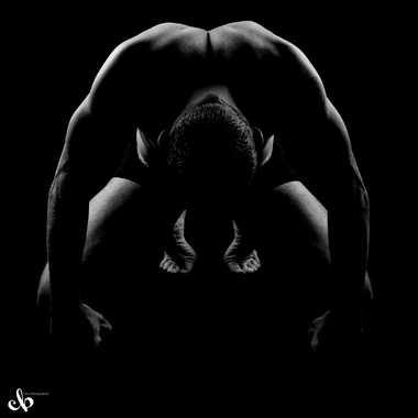 symétrie ombres et lumières par Christophe Bassuel